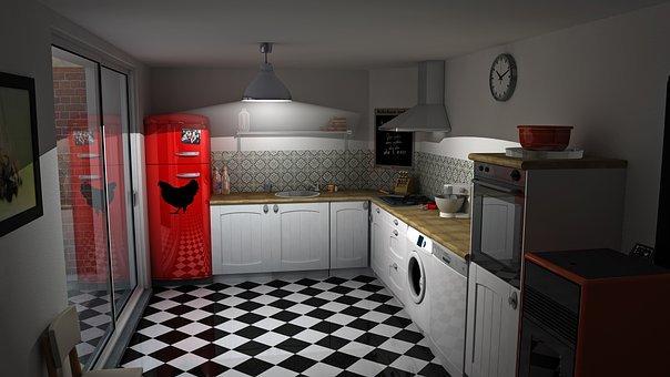 comment agrandir mini kitchenette