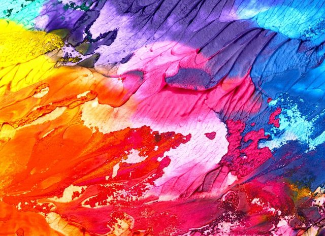 Dessiner et la peinture est bon pour la santé